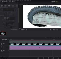 Tom Westermann - Video & Motion Graphics erfaring